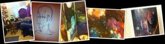 Visualizza Dipinti di Marisa di Bartolo (viaggio attraverso lo spazio)