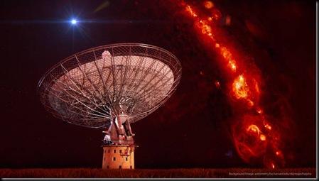 radio segnali ufo
