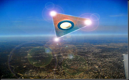 ufo triangular philadelphia