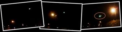 Visualizza UFO CERN